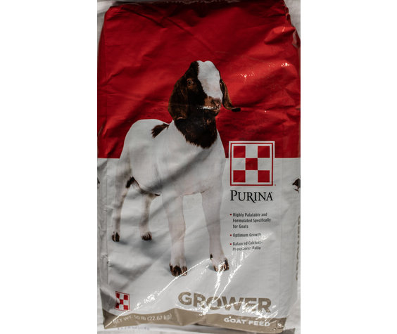 Purina Goat Grower
