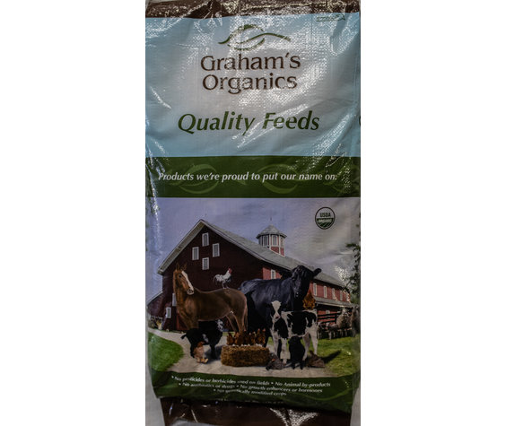 Graham's Organics GO Organic Layer
