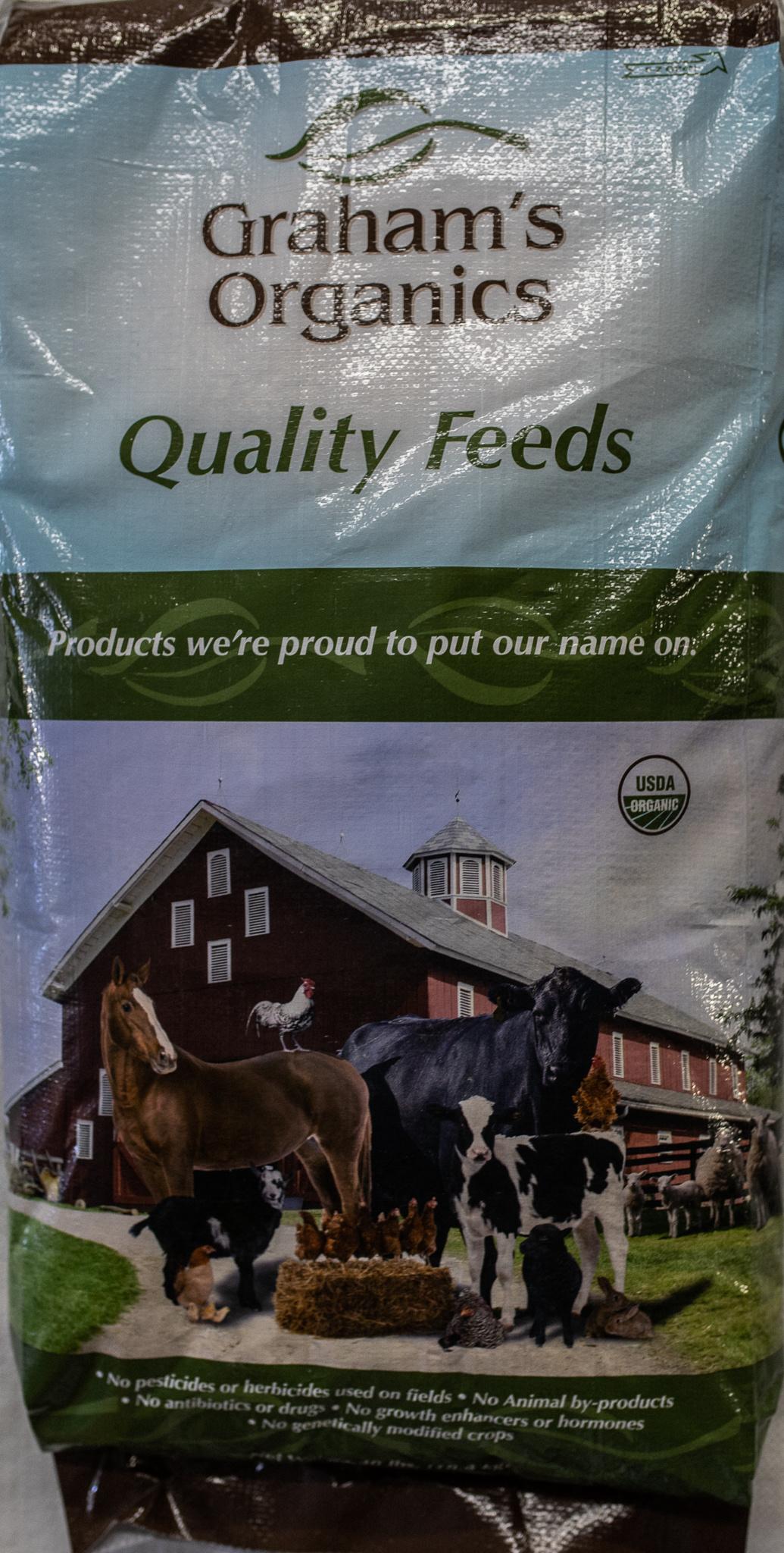 Graham's Organics Organic Layer