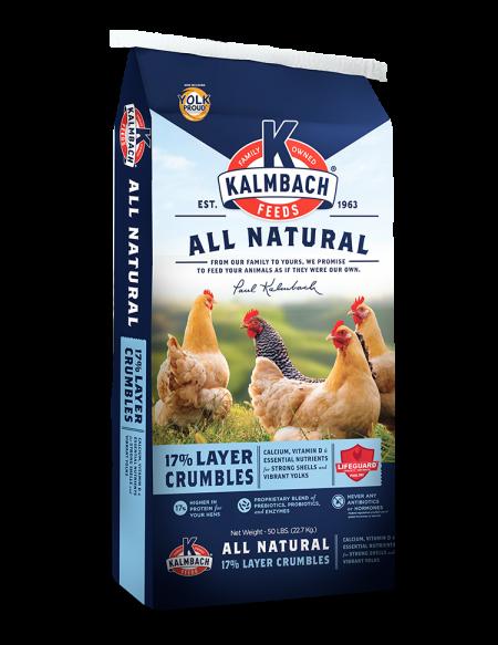 Kalmbach Non GMO Layer Crumble