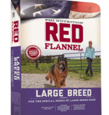Red Flannel RF Large Breed 50#