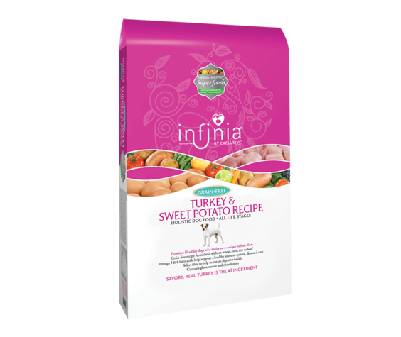 Infinia Turkey & Sweet Potato 30#