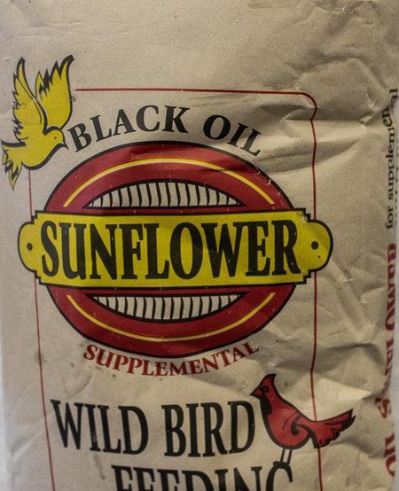 Black Oil Sunfl 50#