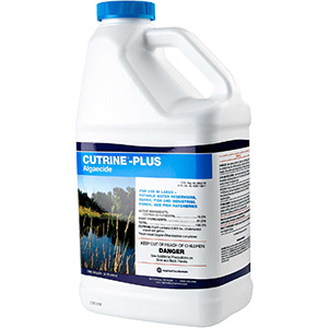 Cutrine Plus Granular & Liquid Pond Care Product