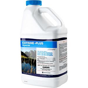 Cutrine Plus Granular & Liquid Pond Care Product