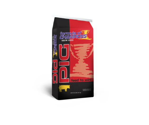 Formula of Champions Smooth Design Meal 17%