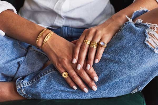 Pamela Zamore Rings and Bracelets