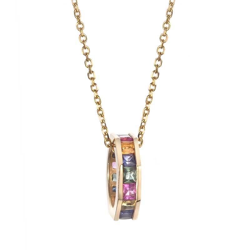 jolly bijou necklace