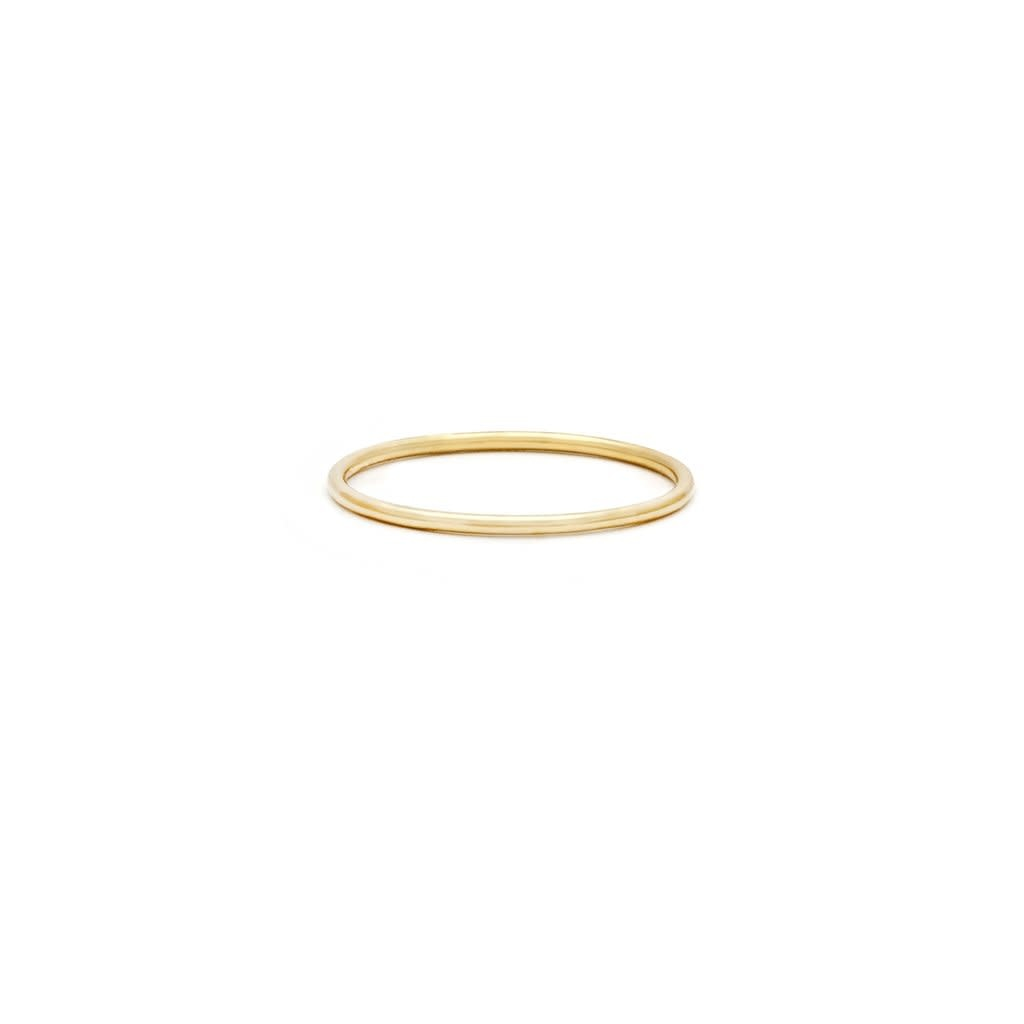 Leah Alexandra Ring Gold Stacking Ambiente Bc