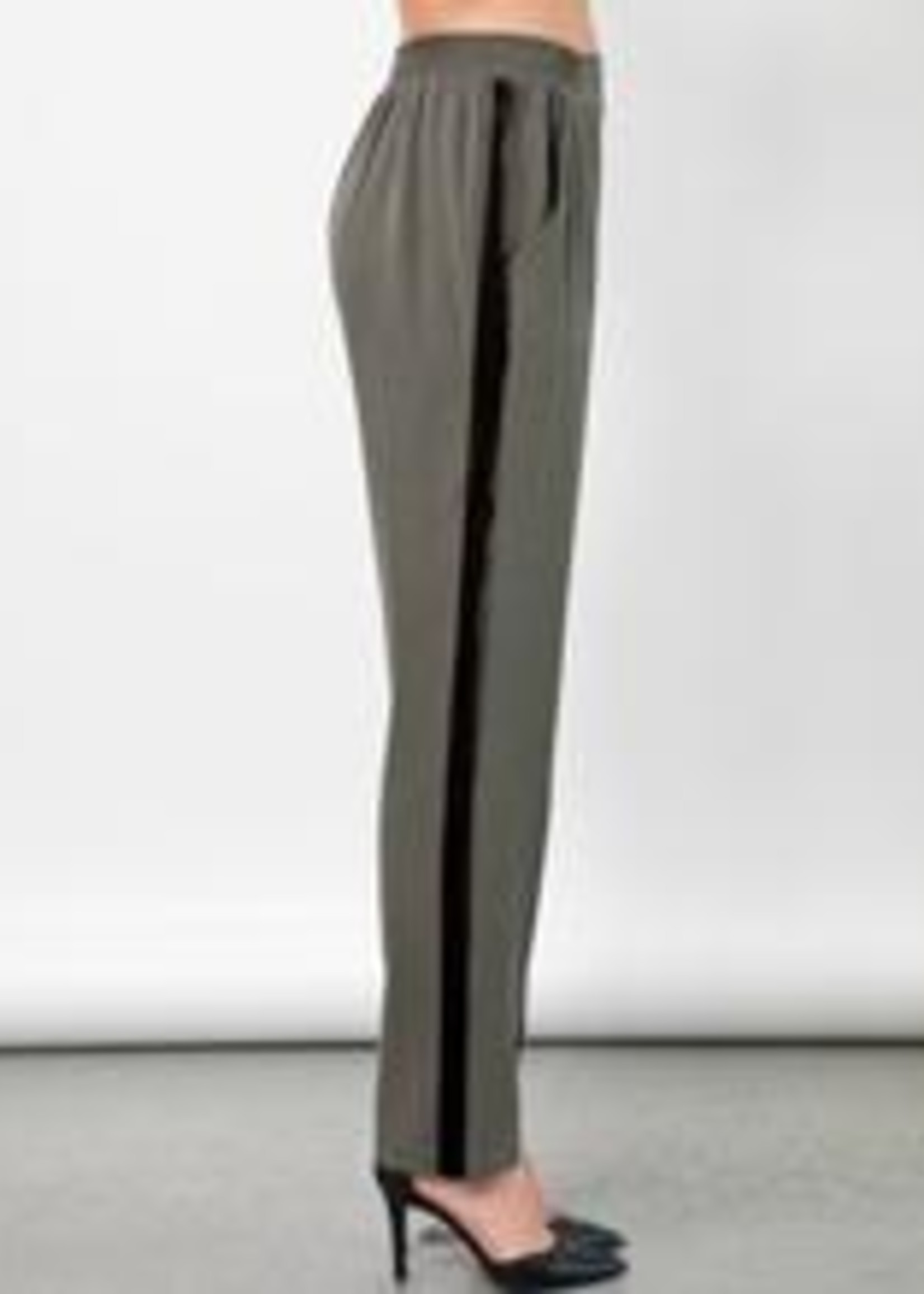 go earn your velvet stripe pant
