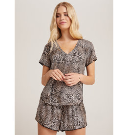 Bella Dahl Sleep V-Tee + Short Set