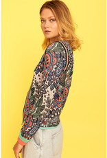 aldomartins Davis Paisley Jacket