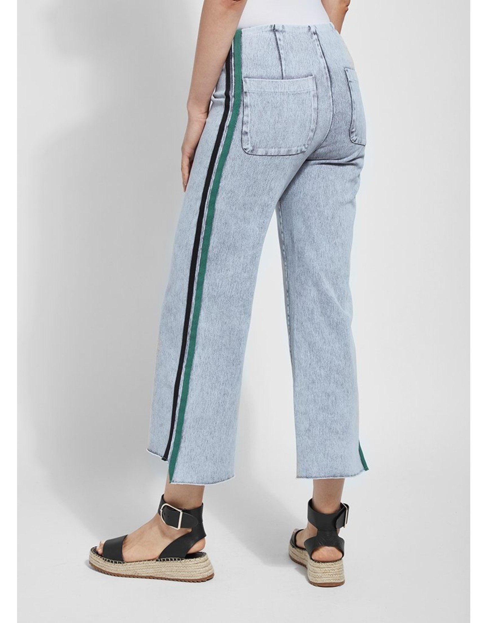 Lyssé Emilia Wide Leg Crop