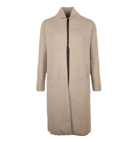 Cashmere Clouds Luxury Knit Coat