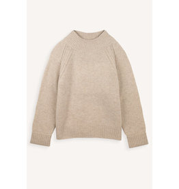 Cashmere Clouds Lofty 3/4 Sleeve Sweater