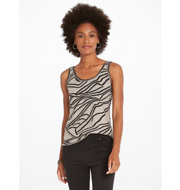 Nic+Zoe Inner Strength Sweater Tank
