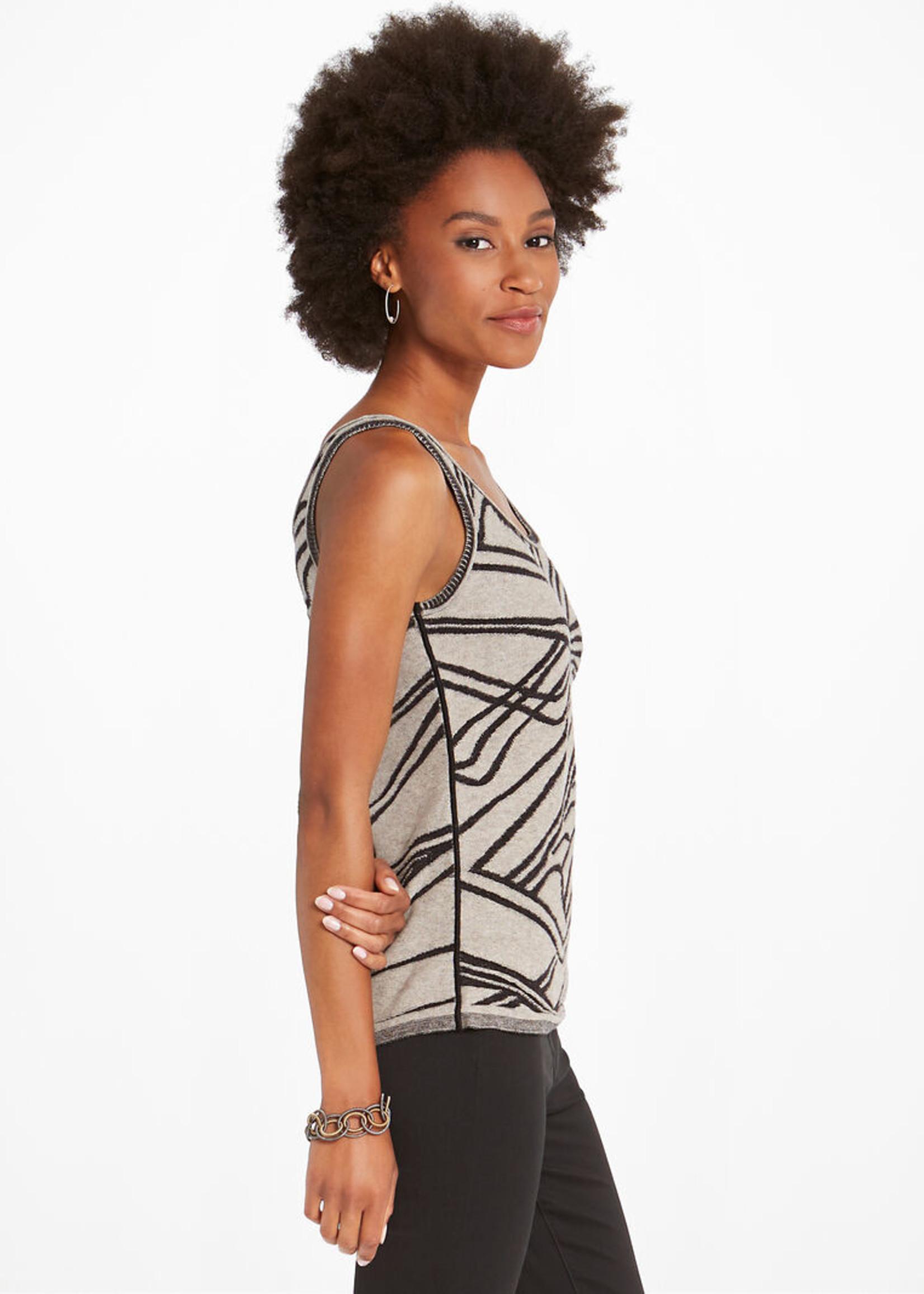Nic+Zoe Inner Strength Sweater Tank