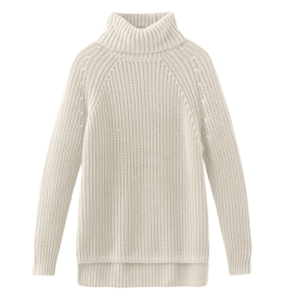 525 America The Stella: Cotton Shaker Turtleneck