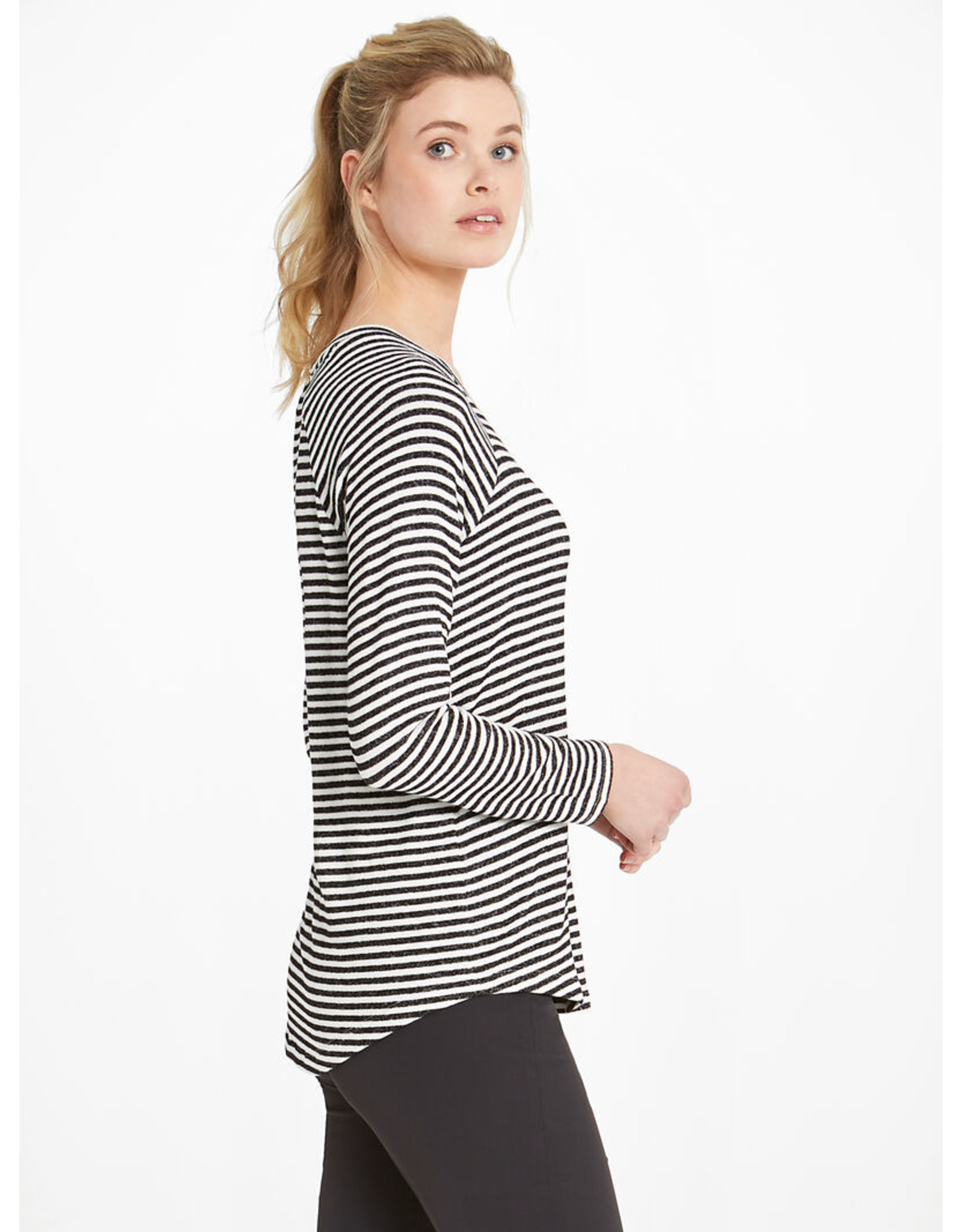 Nic+Zoe RELAX STRIPES TOP