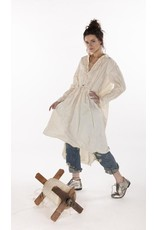 Magnolia Pearl Cordelia Night Shirt Dress - Natural
