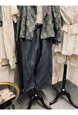 Magnolia Pearl Jai Wide Leg Trouser - Midnight