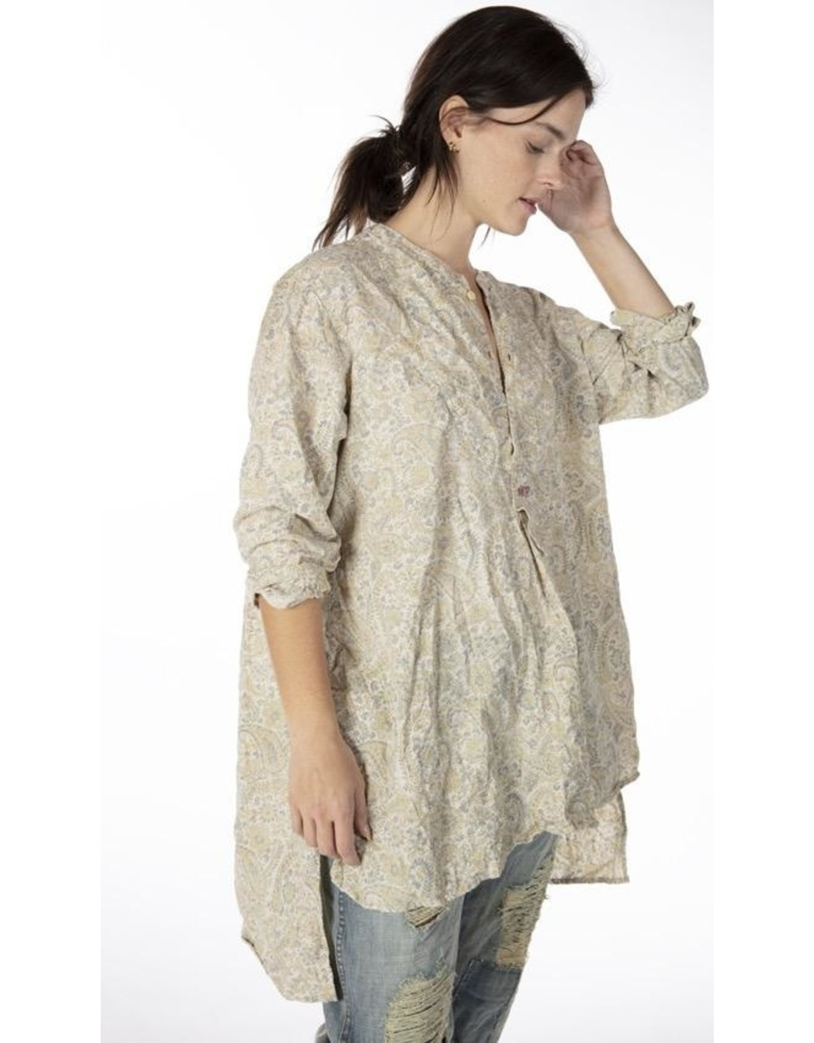 Magnolia Pearl Ines Classic Shirt - Fleuri