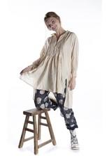 Magnolia Pearl Cordelia Night Shirt - Moonlight Stripe