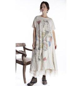 Magnolia Pearl Queen of Heart T Dress - Moonlight