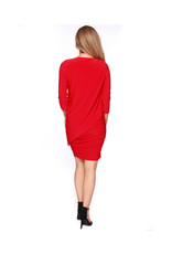 3/4 Sleeve Versatile Tunic Dress
