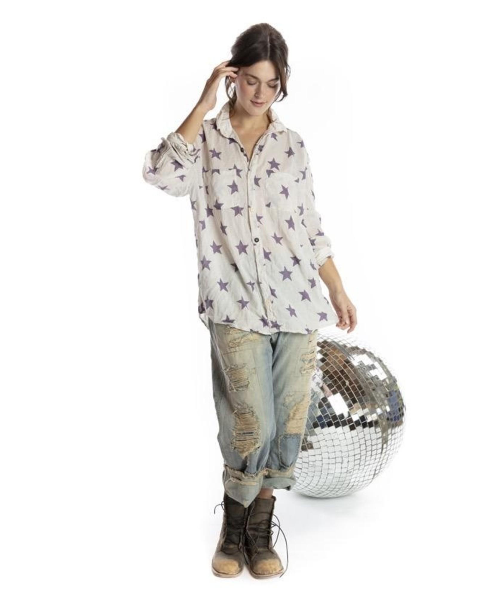 Magnolia Pearl Boyfriend Shirt - Twinkle Little Star