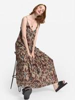 Ottod'Ame Printed Cotton Oversized Dress