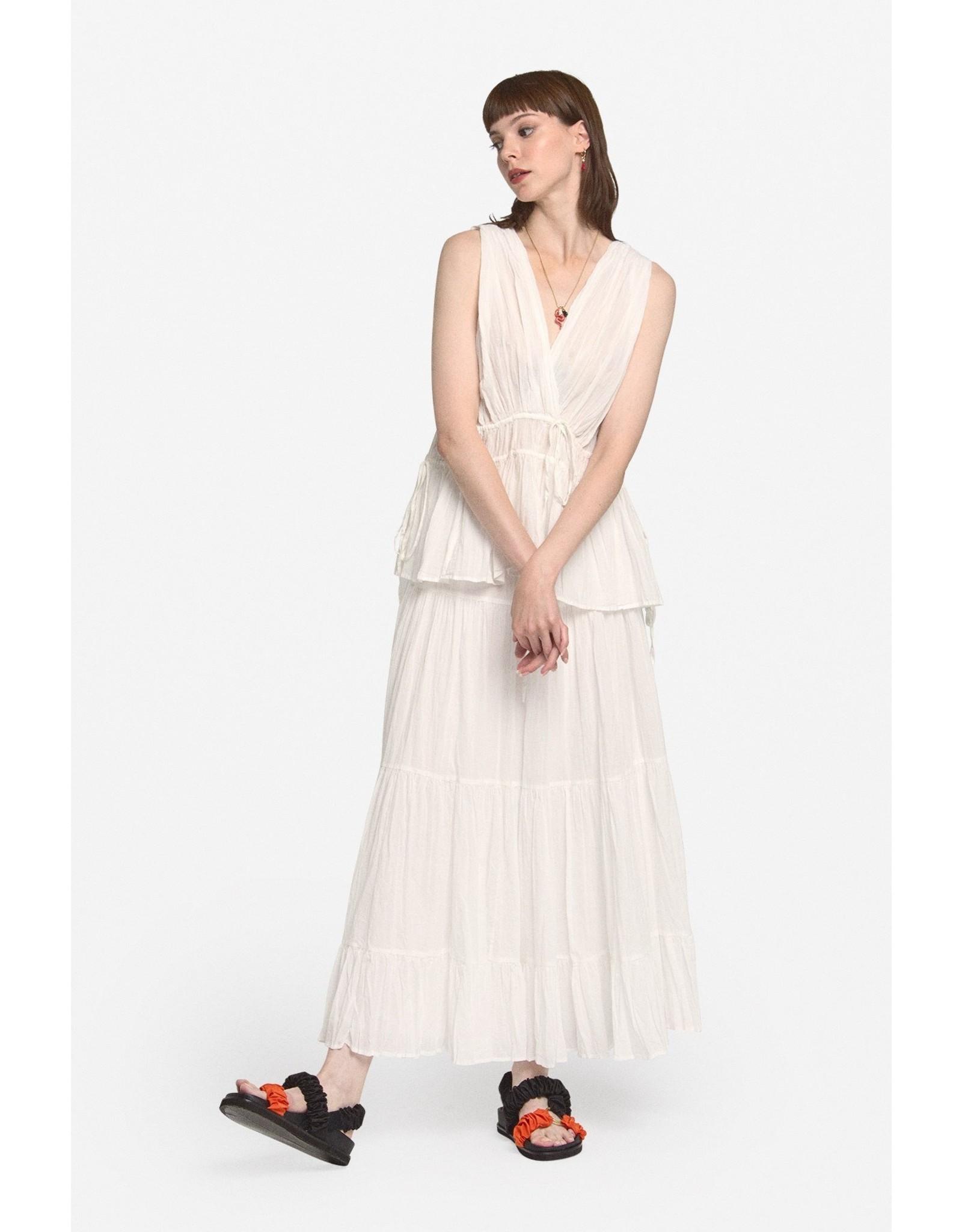 Ottod'Ame Cotton Long Skirt - DN5864