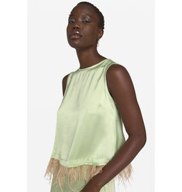 Ottod'Ame Feather Top