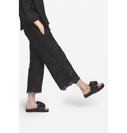 Ottod'Ame Sangallo Cropped Trousers