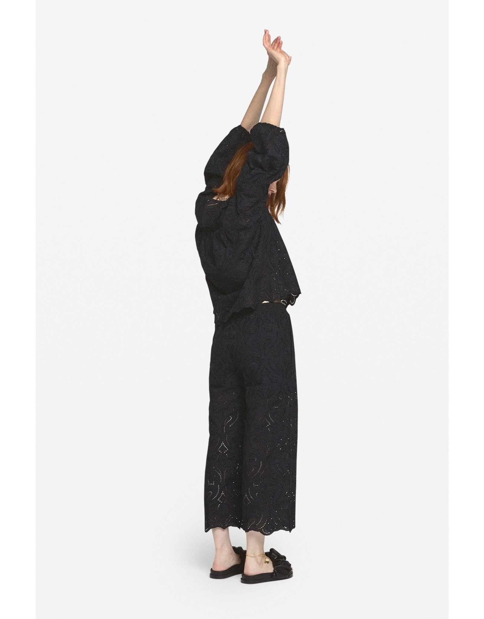 Ottod'Ame Sangallo Cropped Trousers - DP8821