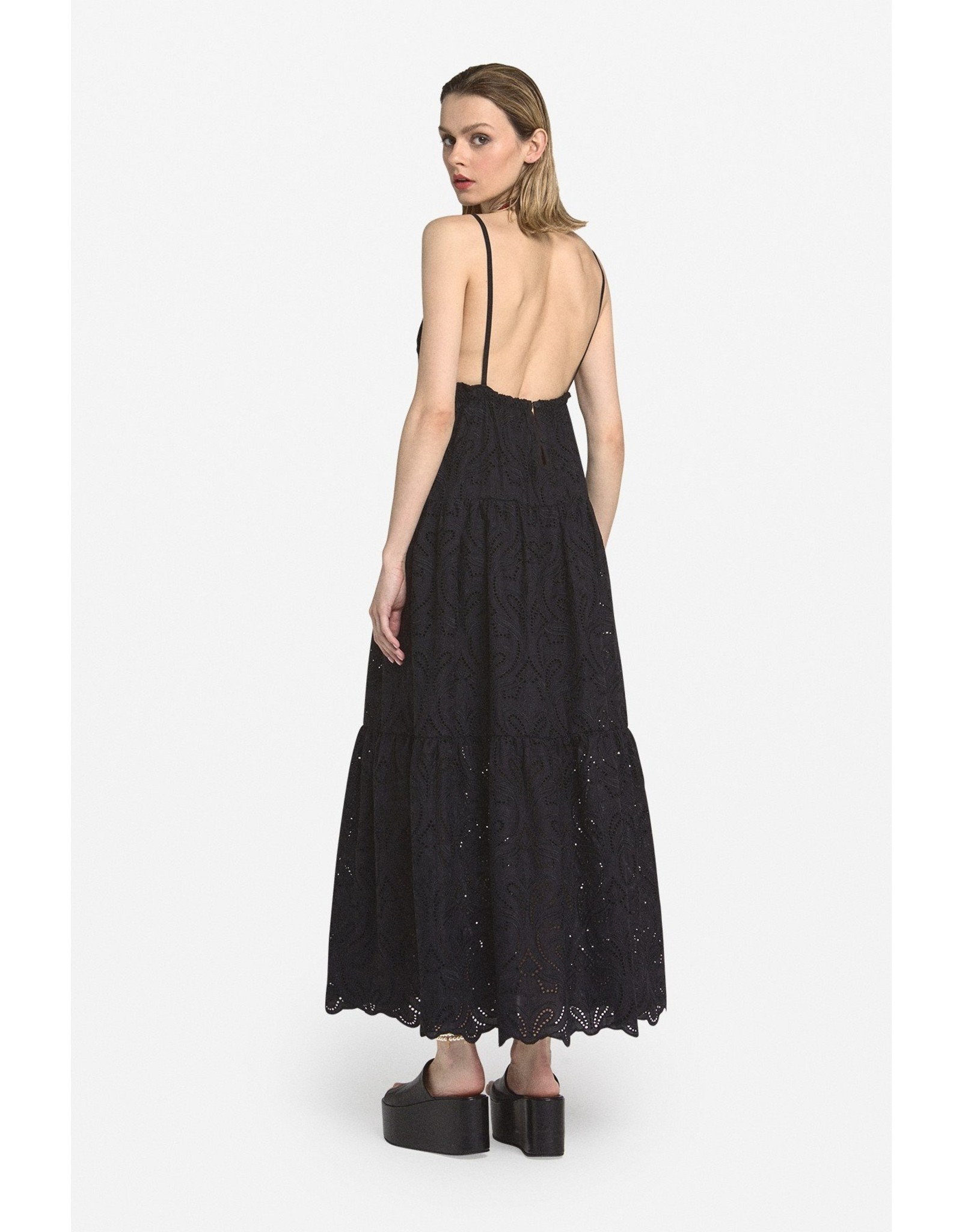 Ottod'Ame Sangallo Long Dress - DA4277