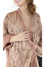 Magnolia Pearl Lilikoi Kimono - Flower
