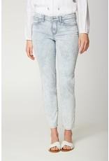 NYDJ Easy Fit Skinny Jeans - Granada Stripe