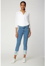 NYDJ Sheri Slim Ankle Jeans - Cadena