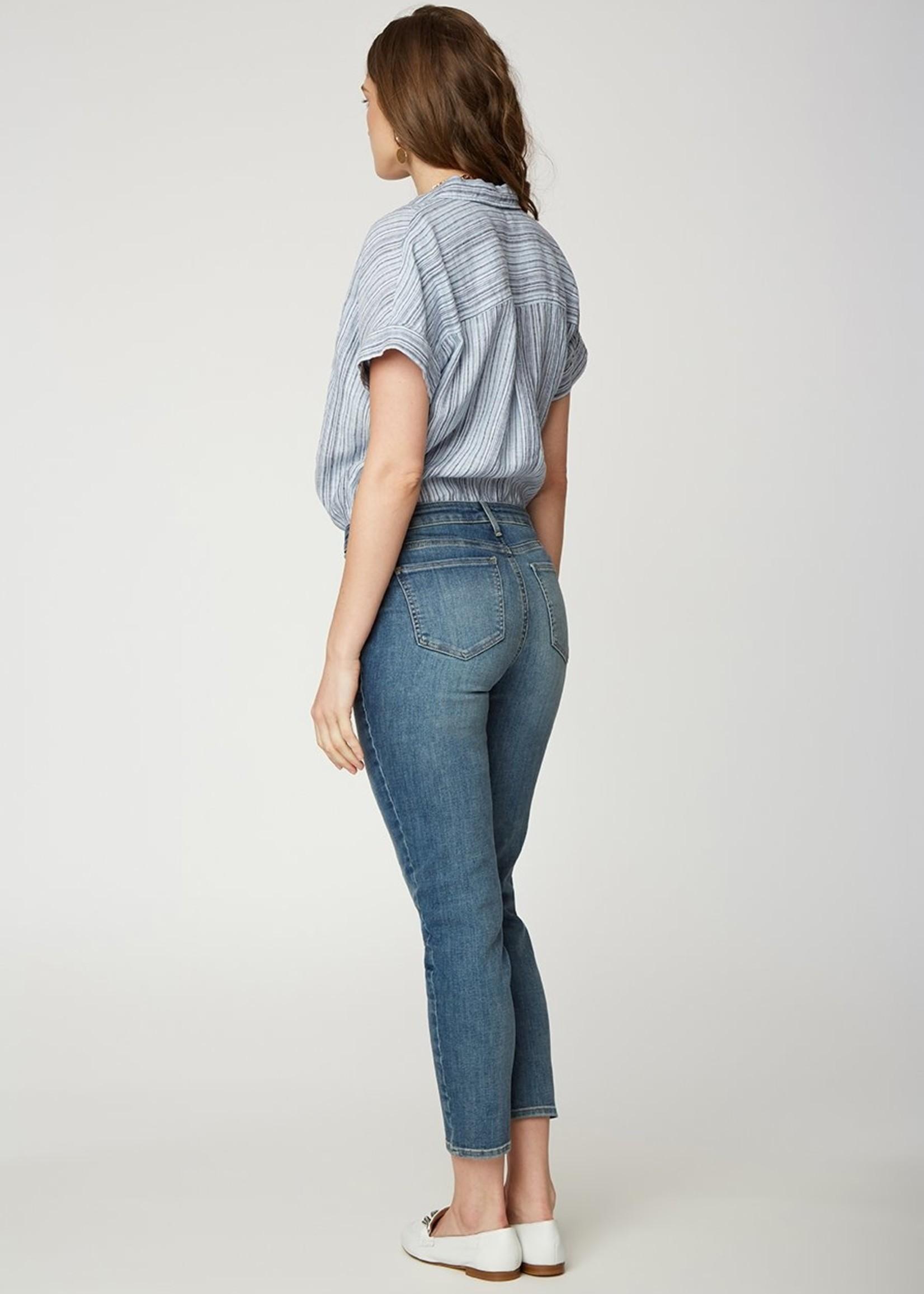 NYDJ Easy Fit Skinny Jeans - Clayburn