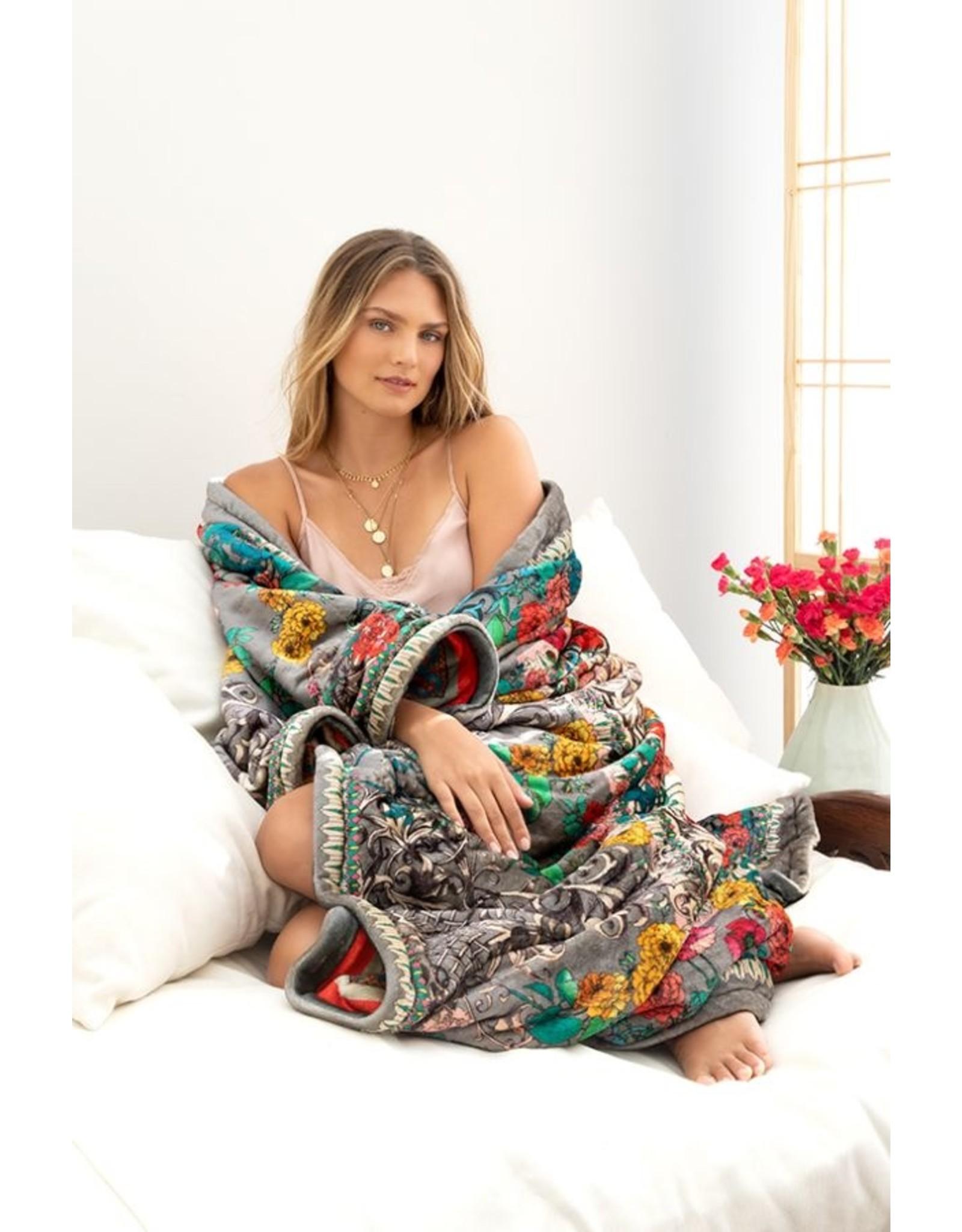 Johnny Was Serrano Cozy Blanket