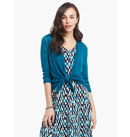 Nic+Zoe Lightweight 4 Way Cardigan - Peacock