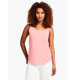 Nic+Zoe Shirt Tail Perfect Tank