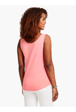 Nic+Zoe Shirt Tail Perfect Tank