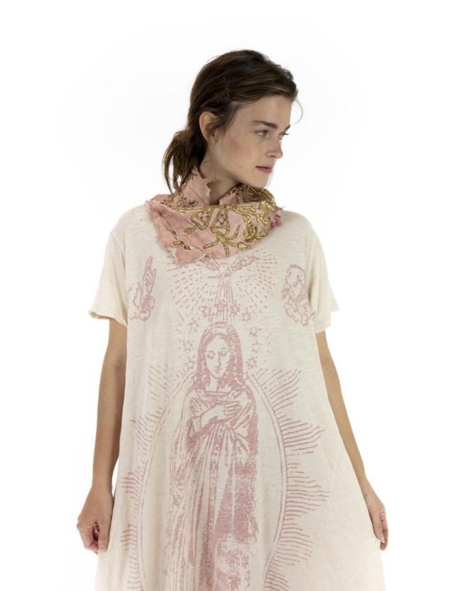 Magnolia Pearl Mary of Prosperity T Dress - Petal