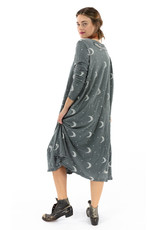 Magnolia Pearl Crescent Moon and Stars Dylan T Dress - Ozzy
