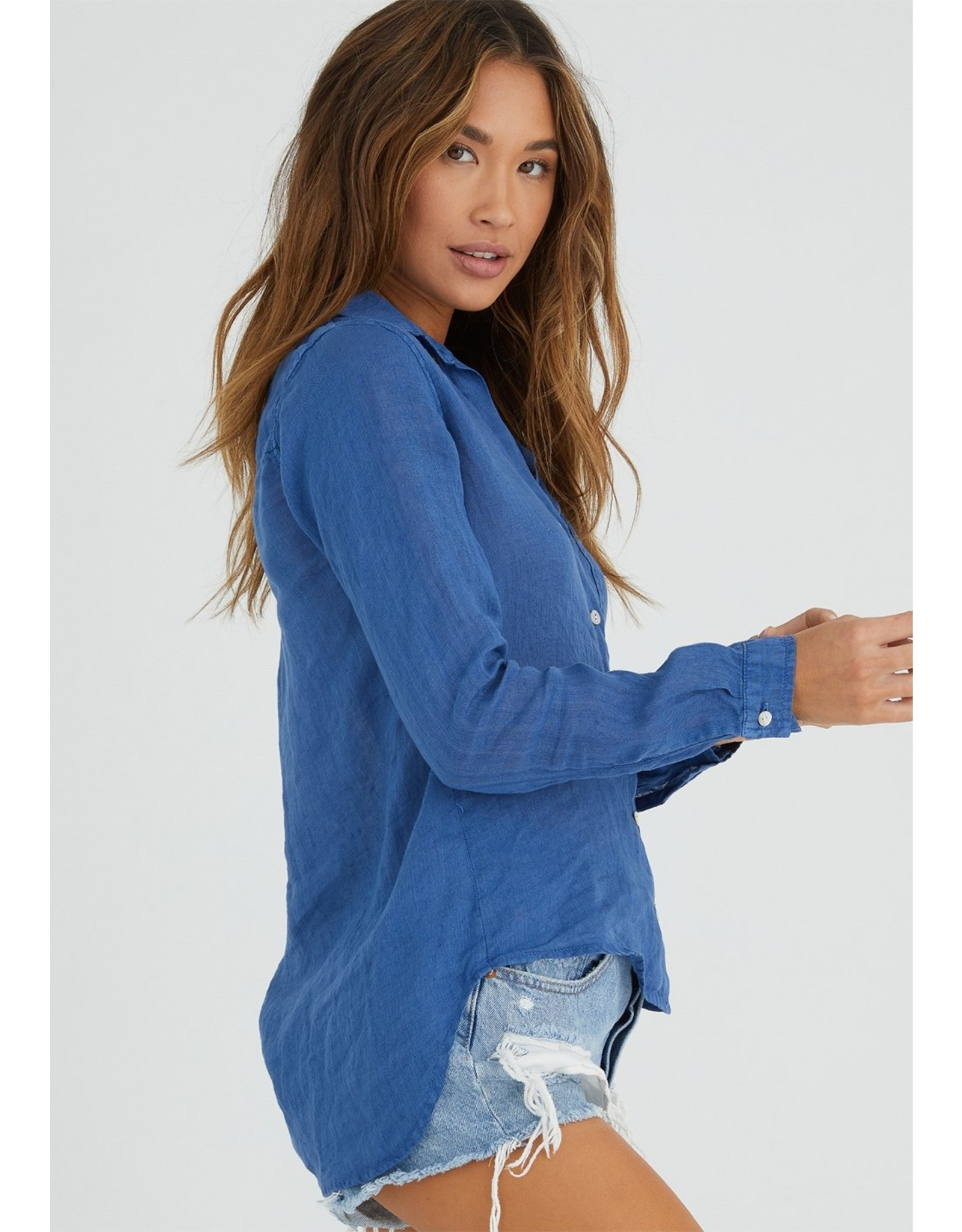 Bella Dahl Pocket Button Down