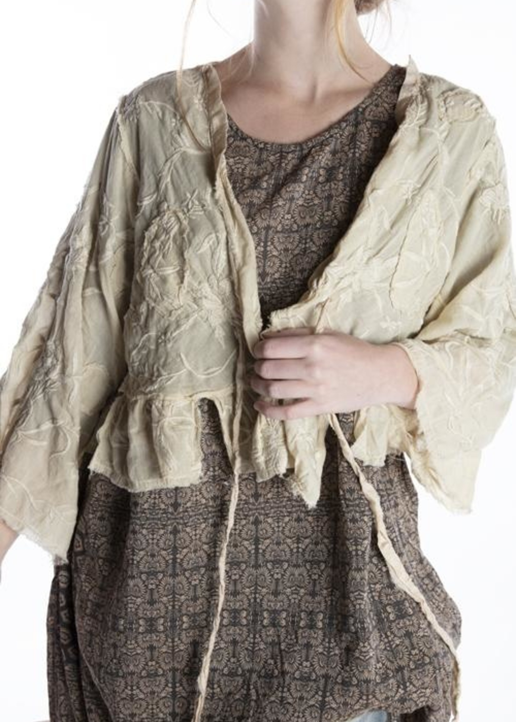 Magnolia Pearl Lise Lotte Jacket - Antique White