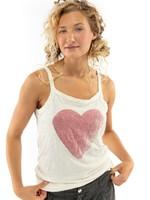 Magnolia Pearl Season of Love Astrid Tank - Moonlight