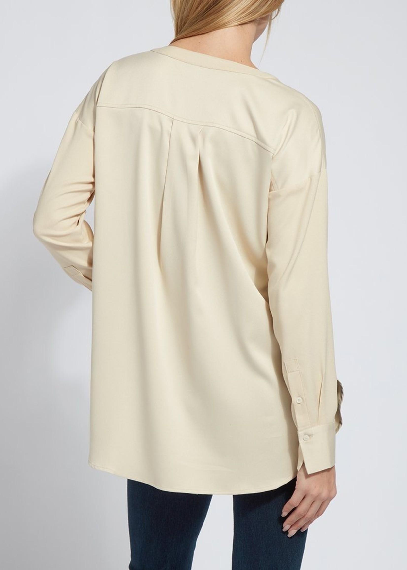 Lyssé Token Pullover Top
